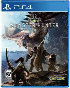 Monster Hunter : World sur PS4 ou Xbox One