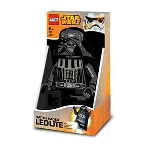 [Prime] Lego Led - LGTO3BT - Star Wars - Lampe Torche Dark Vador