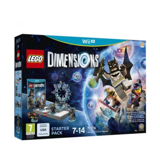 Lego Dimensions - Pack de démarrage sur Wii U