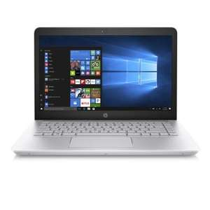 "Pc Portable HP Pavilion 14-bk004nf- 14"", Full HD IPS, SSD 128 Go + HDD 1 To, 6 go de RAM"