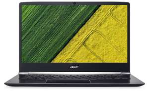 Ultrabook Acer Swift 5 (SF514-51-55PJ) 14'' Full HD (1920 x 1080) - Intel Core i5-7200U Dual Core 2.5 GHz - 8 Go DDR3 - SSD 256 Go - 1.3 Kg - Windows 10