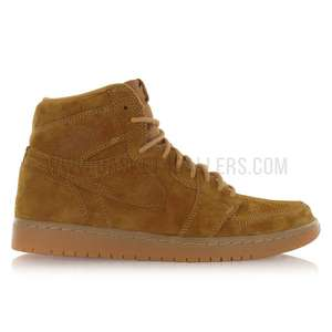 Baskets Air Jordan 1 Retro High Og Wheat - Différentes tailles