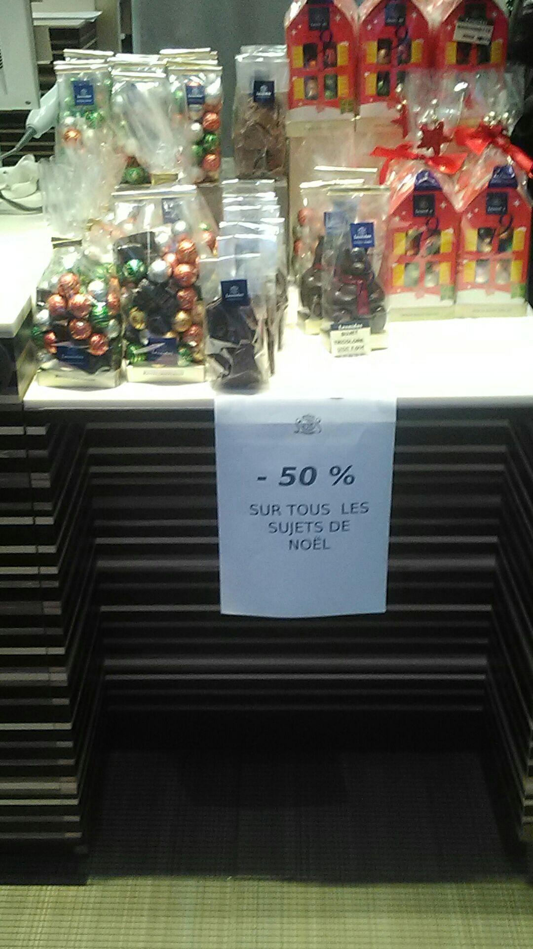 50% de réduction sur les sujets de Noël - Noyelles-Godault (62)