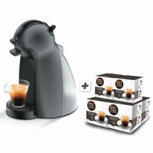 Machine à Café Dolce Gusto Piccolo + 96 dosettes