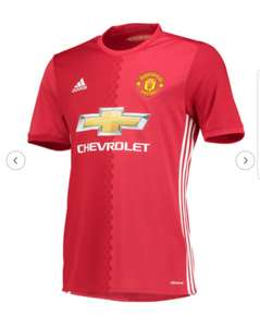 Maillot Domicile Manchester United 2016/17 - 4XL