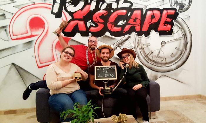 Partie d'Escape Game - Ex : Pour 2 personnes - Saint Raphaël (83)