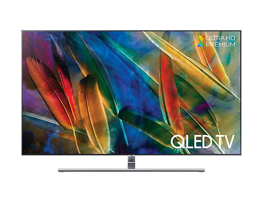 "TV 55""Samsung QLED Q-Serie QE55Q8F (via ODR 200€) - Stane Geispolsheim (67)"