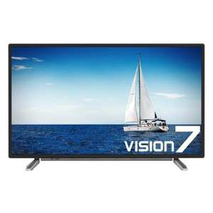 "TV 55"" Grundig 55VLX7730BP - Direct-LED, 4K , HDR, Smart TV (Via ODR de 100€)"