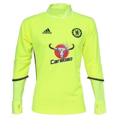 Haut Survêtement Football Adidas TRG Chelsea FC - manches longues