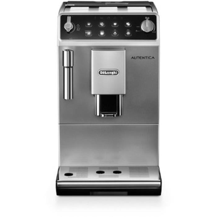Machine à café avec broyeur Delonghi ETAM 29.510 SB