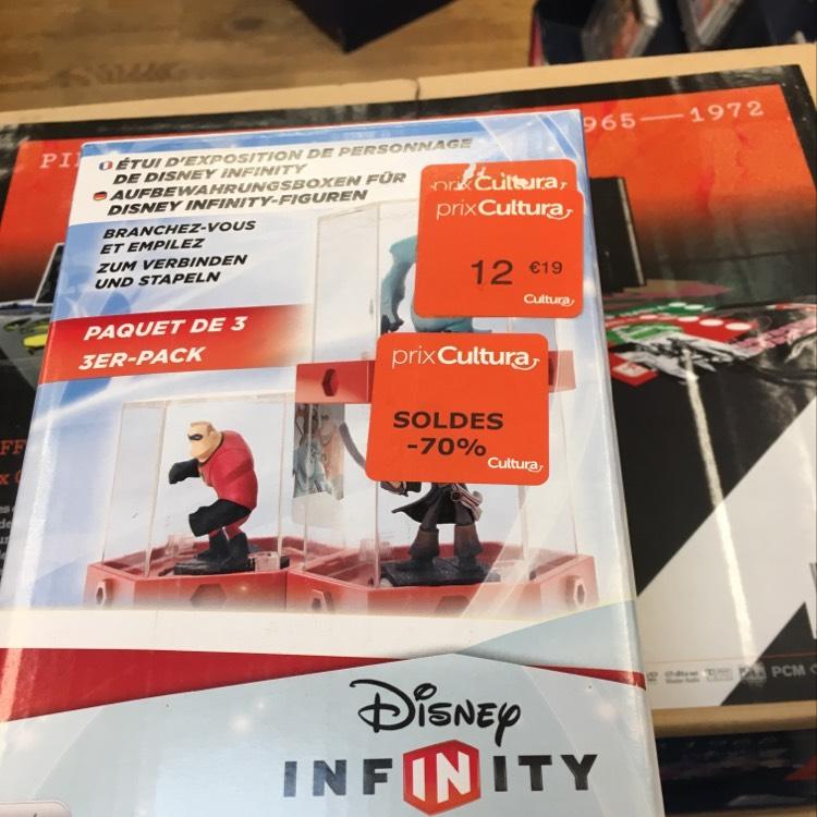 Pack de 3 disney infinity cultura compiegne (60)