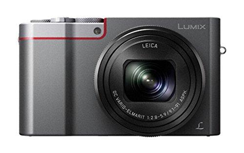 Appareil photo Panasonic Lumix TZ100 - Argent