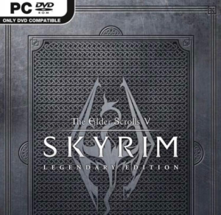 Skyrim Édition Légendaire sur PC
