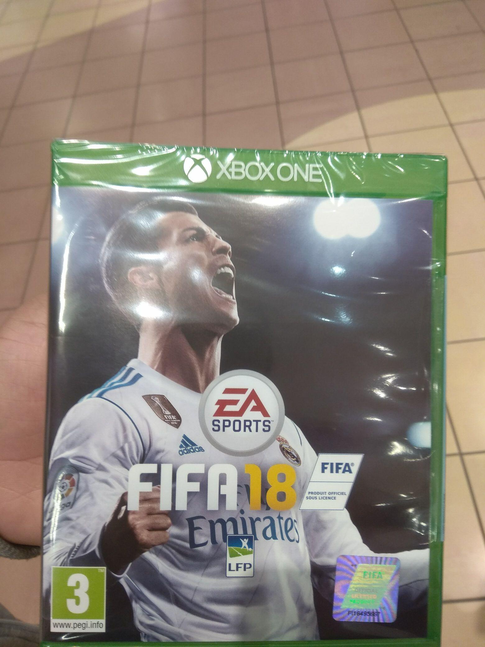 Fifa 18 sur Xbox One - Nîmes (30)