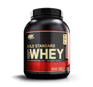 [Prime Now] Whey Optimum Nutrition Fraise - 2.27kg
