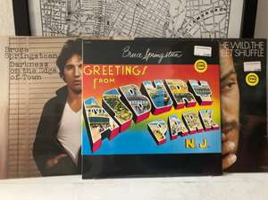 Sélection de disques vinyle à -70% - Ex: Bruce Springsteen - Darkness on the Edge of Town (Houdemont - 54)