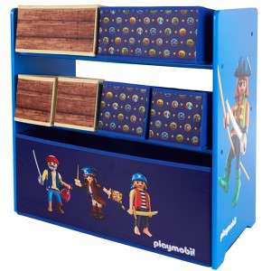 meuble de rangement enfant playmobil pirate. Black Bedroom Furniture Sets. Home Design Ideas