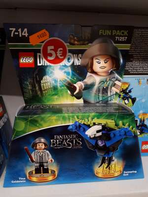 Promotion sur les Lego Dimensions - Ex: Fun Pack Fantastic Beasts (La Ciotat - 13)