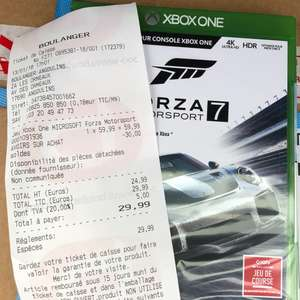 Forza Motorsport 7 sur Xbox One  - Angoulins (17)