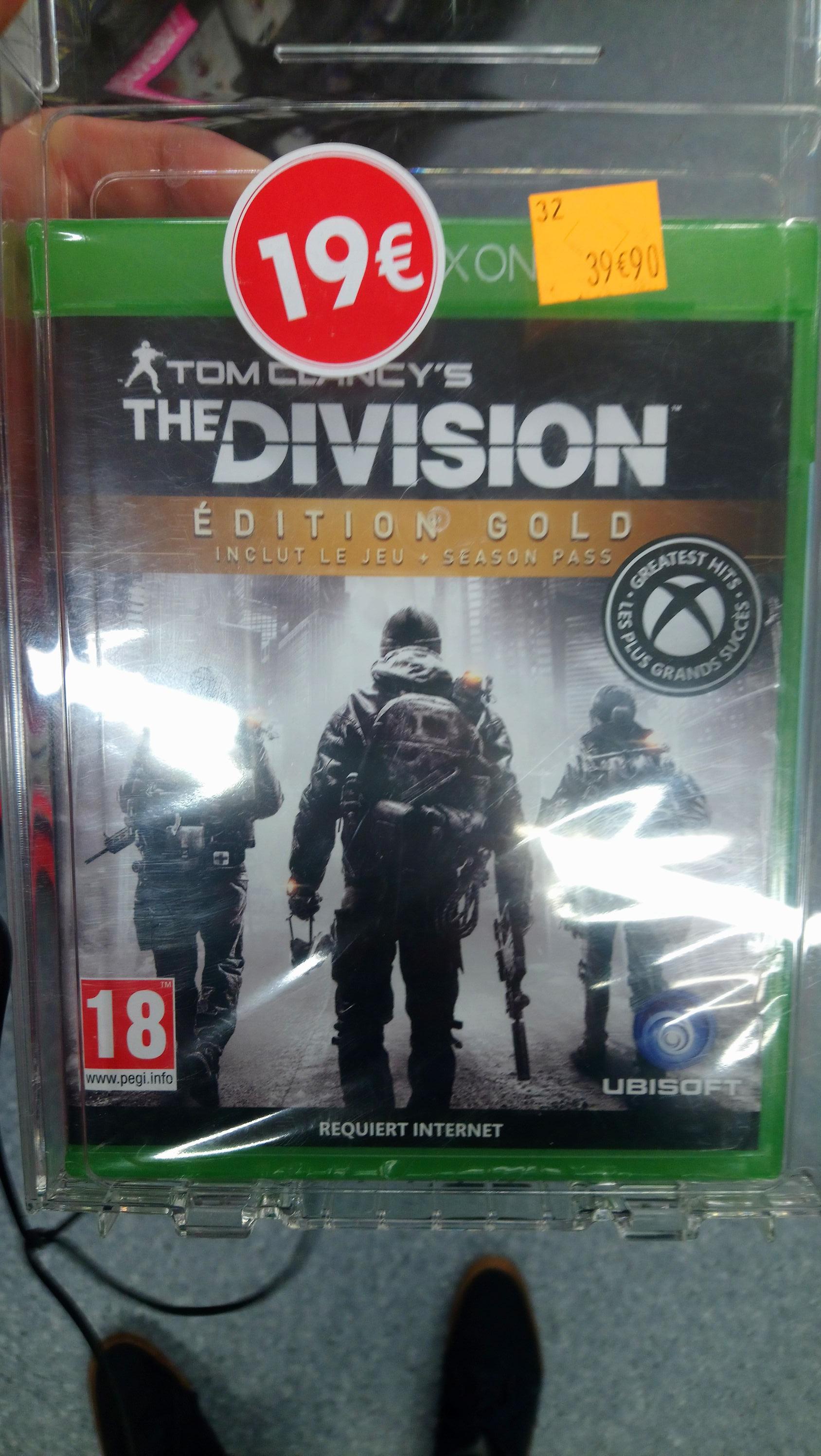 The Division GOTY sur Xbox One - Créteil (94)