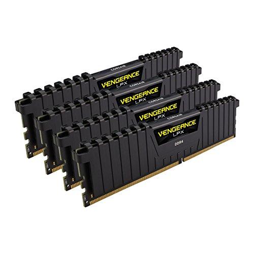 Corsair Vengeance LPX Series - DDR4 - 16 Go (4x 4 Go) 2666 MHz CL15
