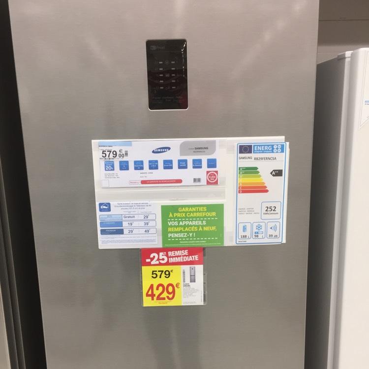Réfrigérateur combiné Samsung RB29FERNCSA - A++ (Digne-les-Bains - 04)
