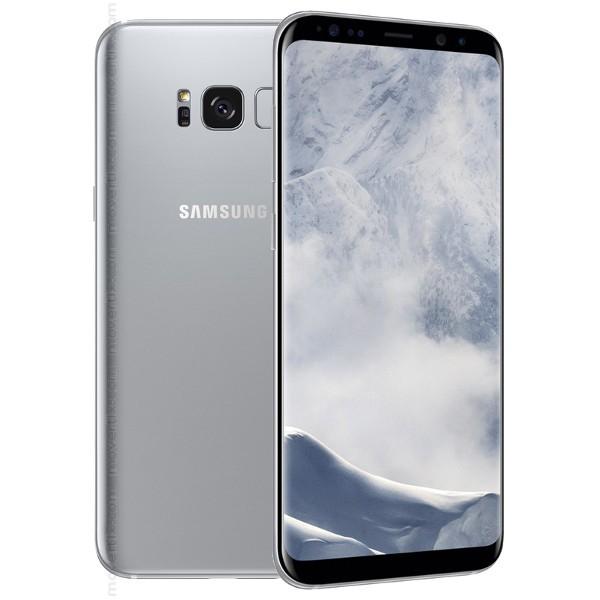 "Smartphone 6.2"" Samsung Galaxy S8 plus S8+ - 4 Go de RAM, 64 Go"