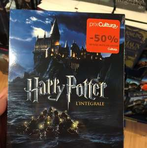 Sélection de DVD/Blu-Ray en promotion - Ex: Intégrale DVD Harry Potter (Paris La Villette - 75)
