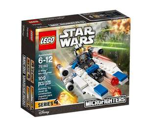 Jeu de construction LEGO Star Wars Microfighter U-Wing (75160)