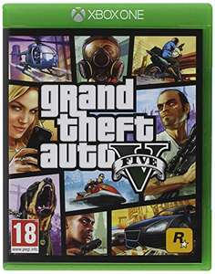 Grand theft Auto V (GTA 5) sur Xbox One