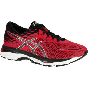 Chaussures running homme Asics Gel cumulus 19 - Rouge