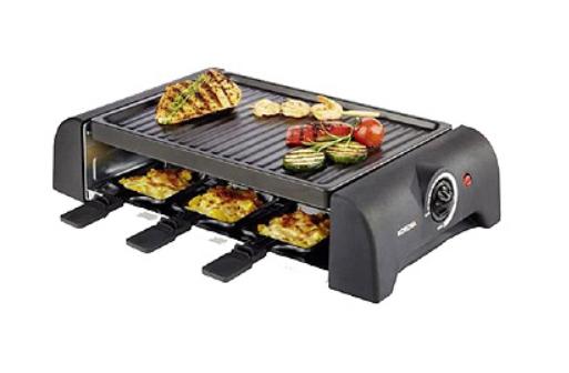 Sélection d'articles en promotion - Ex : Appareil à raclette et grill Korona - 6 pers, 1000W