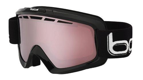 Masque de ski Bollé Nova II Shiny Black/Vermillion Gun