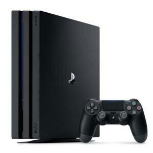 Console Sony PS4 Pro Sony 1 To + Jeu qui es tu ? + 65€ sur le compte fidélité