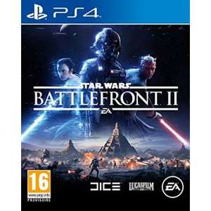 Jeu Star Wars Battlefront II sur PS4 ou Xbox One