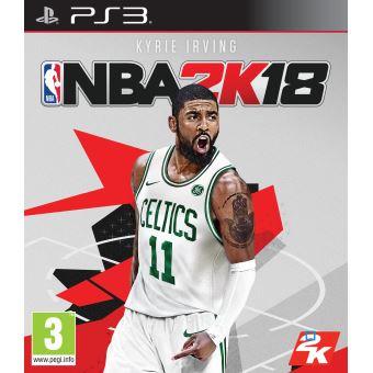 Jeu NBA 2K18 sur PS3