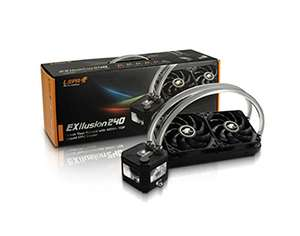 Watercooling Lepa EXllusion 240