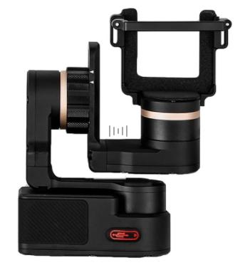 Stabilisateur Feiyutech WG2 pour caméra sportive - 3 axes - Etanche