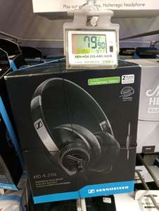 Casque audio Sennheiser HD 4.20S