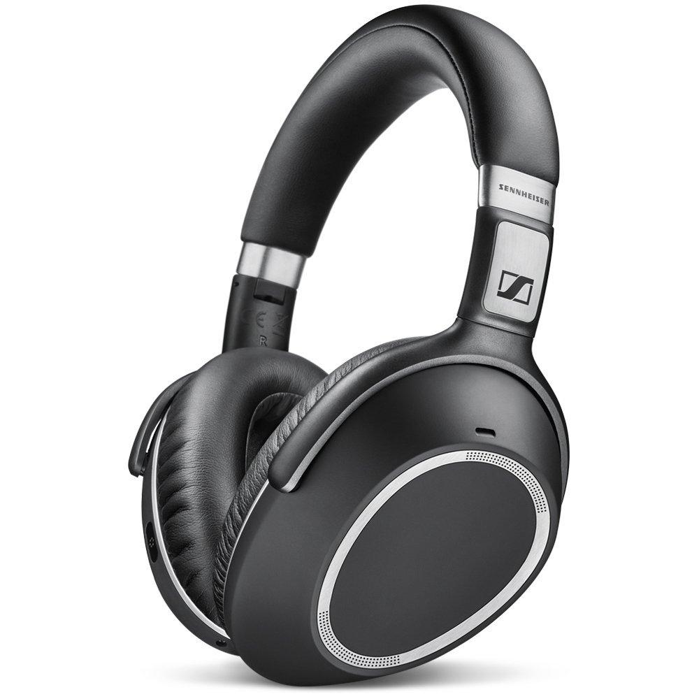Casque sans fil Sennheiser PXC 550 à réduction de bruit Noir