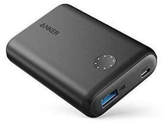 Batterie externe Anker PowerCore II - 10000mAh, QC 3.0 (Vendeur tiers)