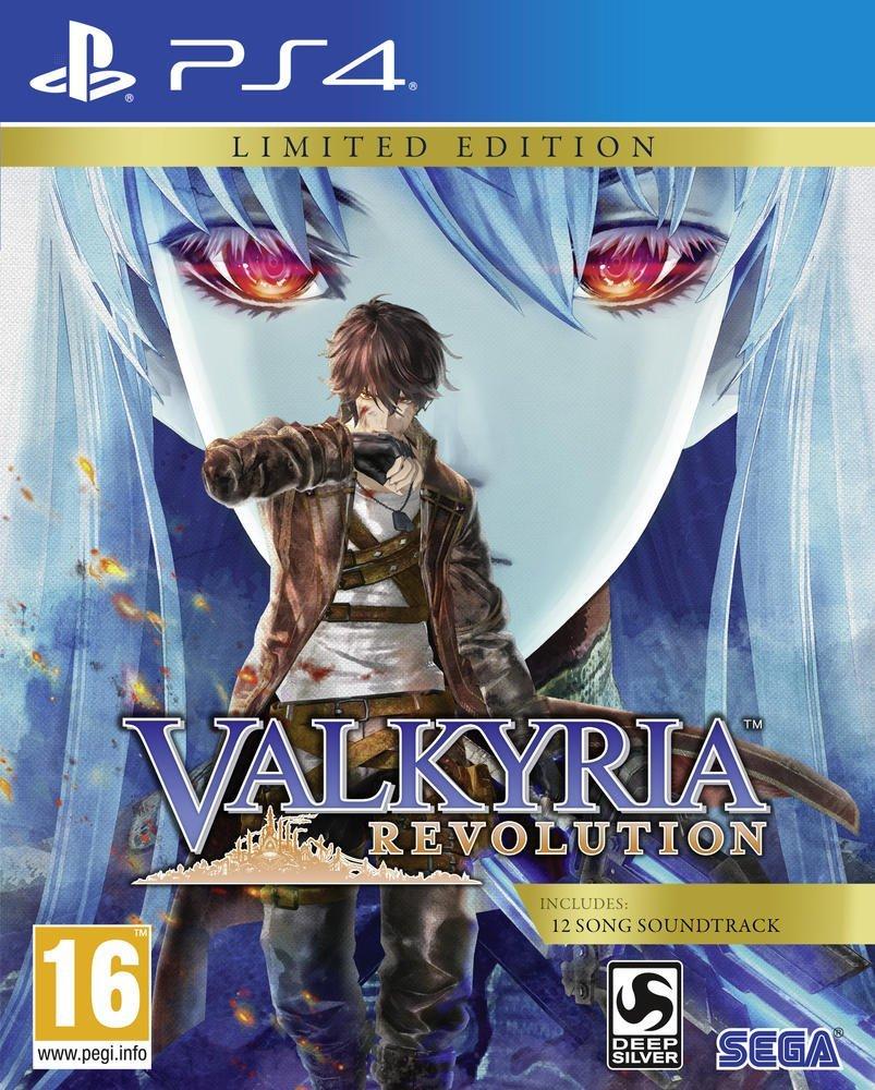 Valkyria Revolution sur PS4