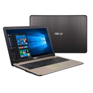 "PC Portable 15.6"" Asus R540YA-DM618T - AMD Quad Core A8, 8 Go RAM,  256 Go SSD, AMD Radeon R5 graphics"