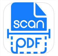 Scan My Document - PDF Scanner gratuit sur iOS (au lieu de 4.99$)