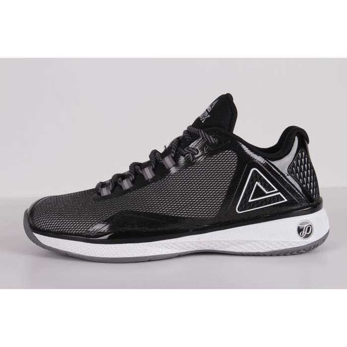 Chaussures de Basket Peak TP4 - Coloris dispo en Noir ou blanc