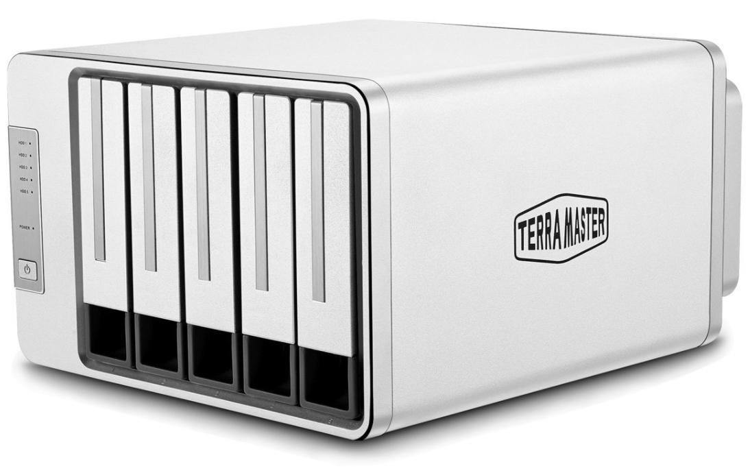 DAS TerraMaster D5-300C 5 Baies - USB 3.1 Type C (Vendeur tiers)