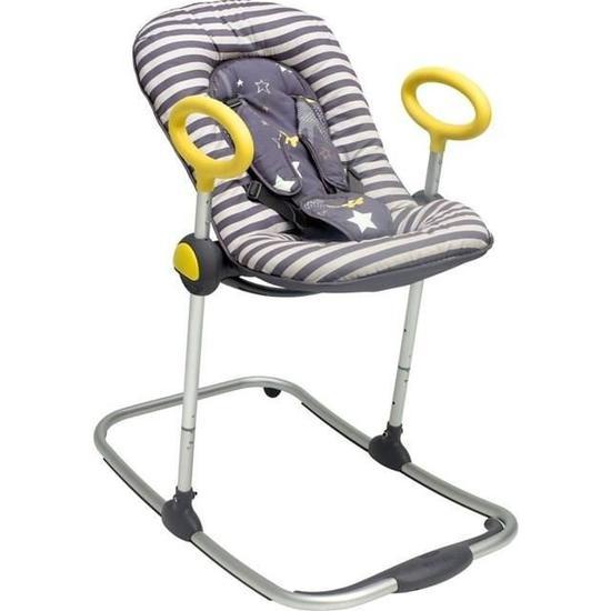 Transat pour bébé Beaba Up&Down - Gris
