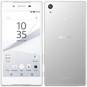 """Smartphone 5,2"""" Sony Xperia Z5 - S810, 32Go de ROM, 3Go de RAM, Android 7, Blanc"""
