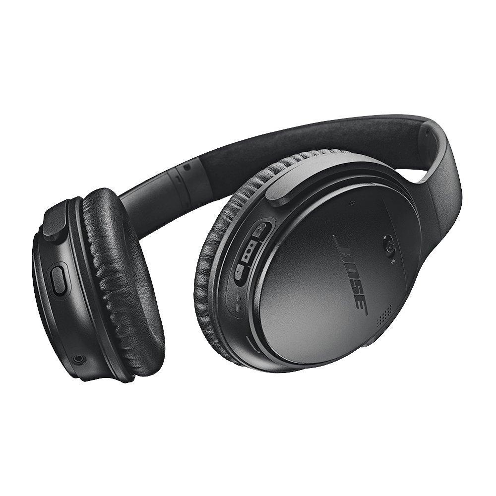 Casque bluetooth à réduction de bruit Bose QuietComfort 35 II