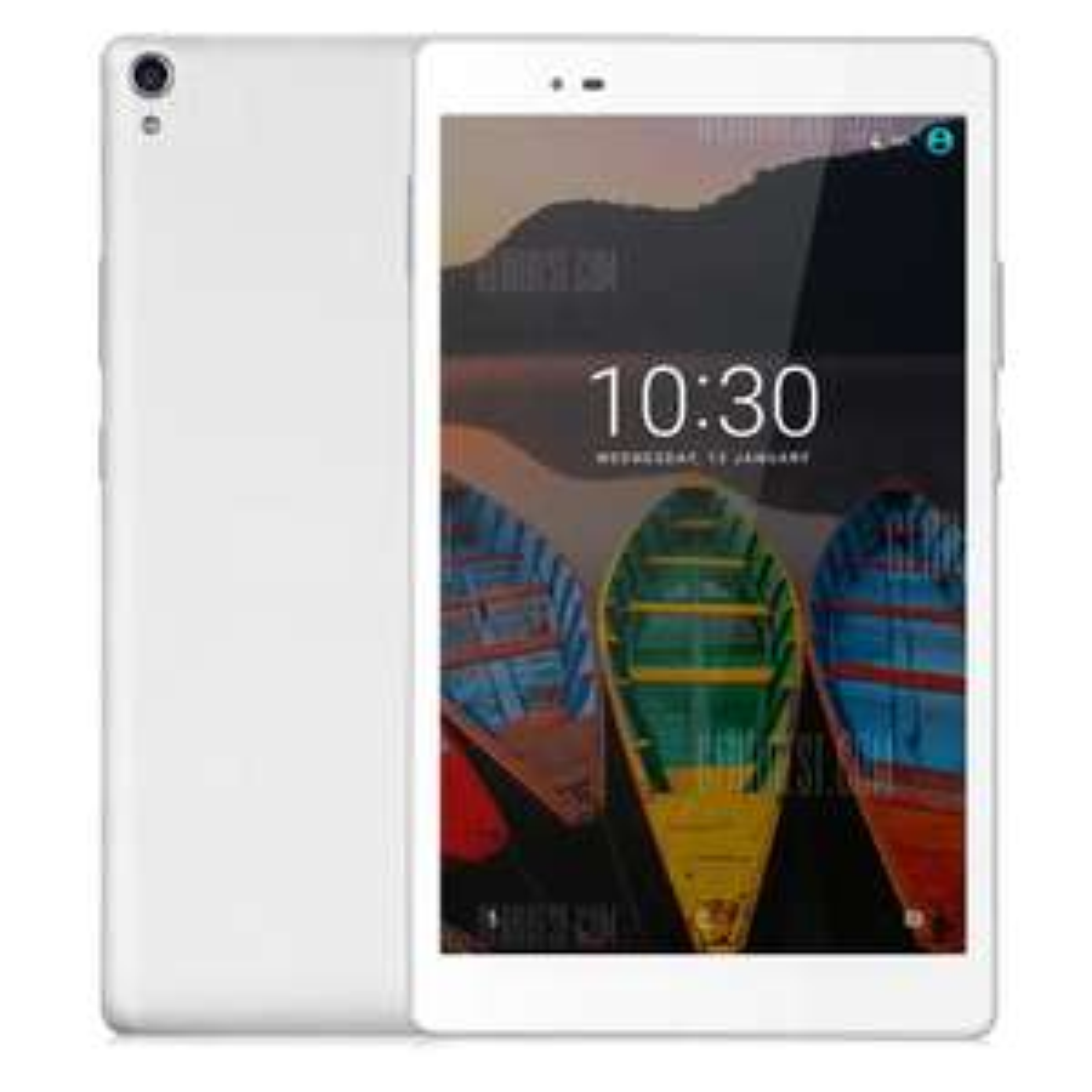 "Tablette tactile 8"" Lenovo P8 - SnapDragon 625, 3 Go de RAM, 16 Go, blanc (Entrepôt Europe)"